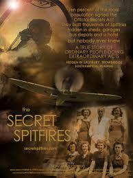 Secret Spitfires poster