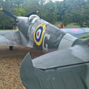 Aksel Spitfire replica