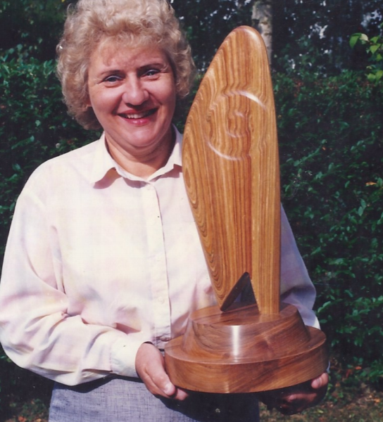 Celia Lewis trophy