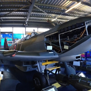 5 Aviation Museums in Southern England where you can see a Spitfire