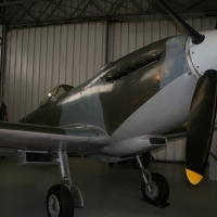 Spitfires in Museums