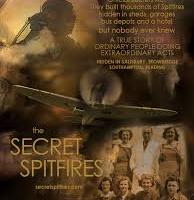 Secret Spitfires film poster