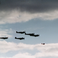 Spitfire 70th anniversary