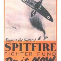 Spitfire Art